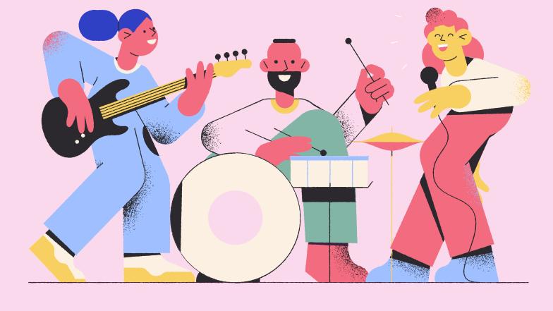 Friendship Clipart illustration in PNG, SVG