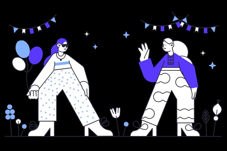Fair Clipart illustration in PNG, SVG