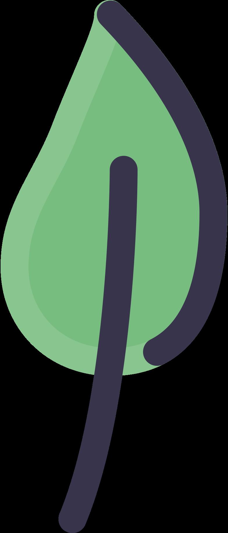 PNGとSVGの  スタイルの 葉 ベクターイメージ | Icons8 イラスト