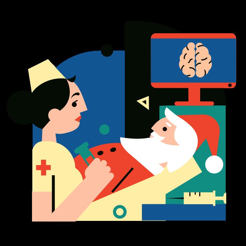 Disease Clipart illustration in PNG, SVG