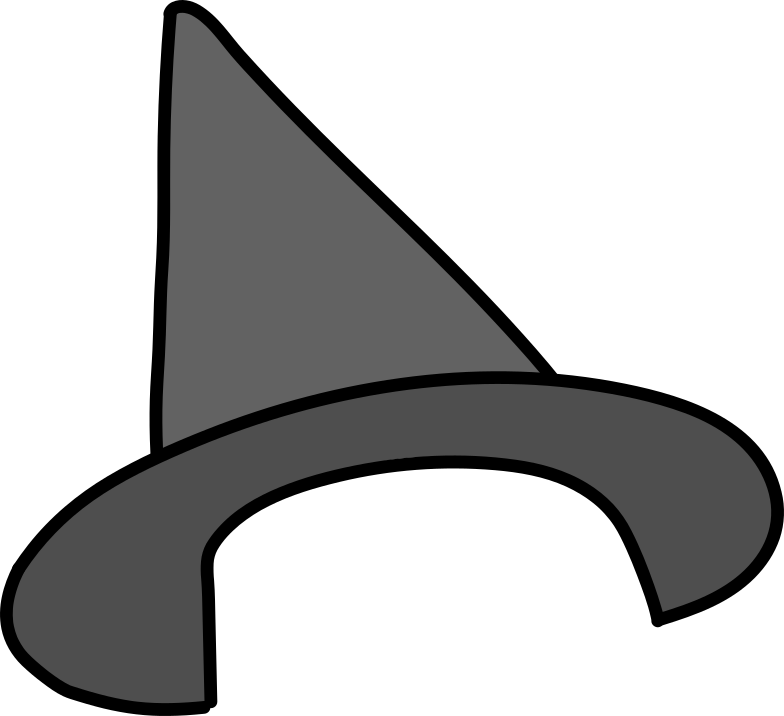 magic hat Clipart illustration in PNG, SVG