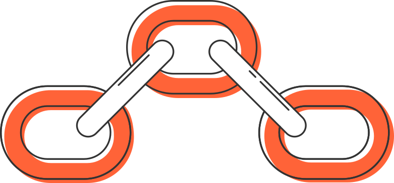 chain Clipart illustration in PNG, SVG