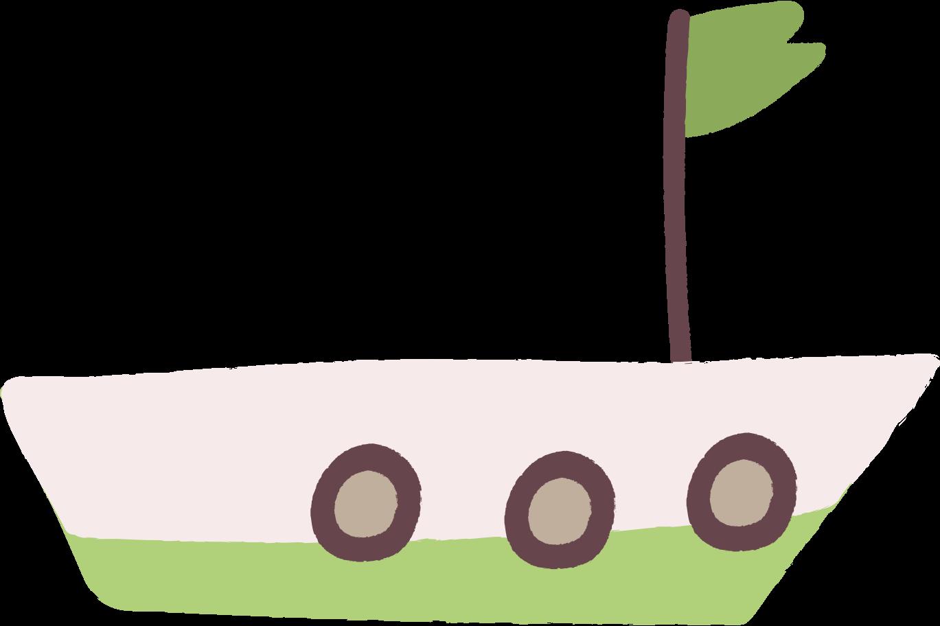 Ilustración de clipart de Embarcacion en PNG, SVG