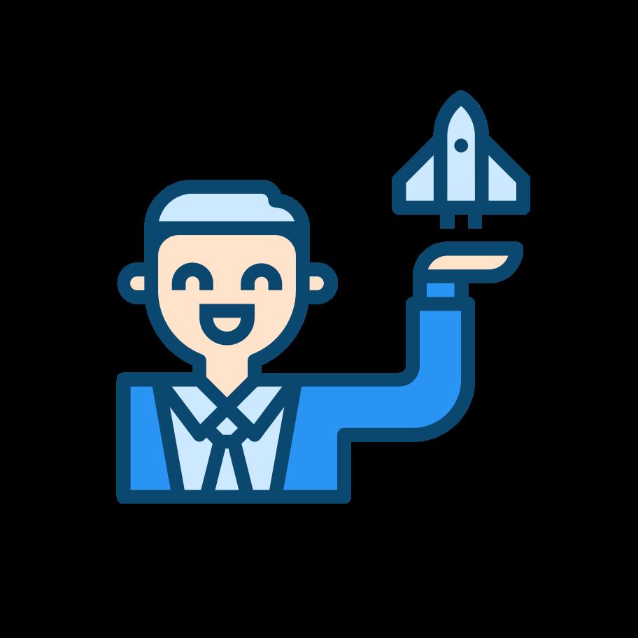 Start up Clipart illustration in PNG, SVG