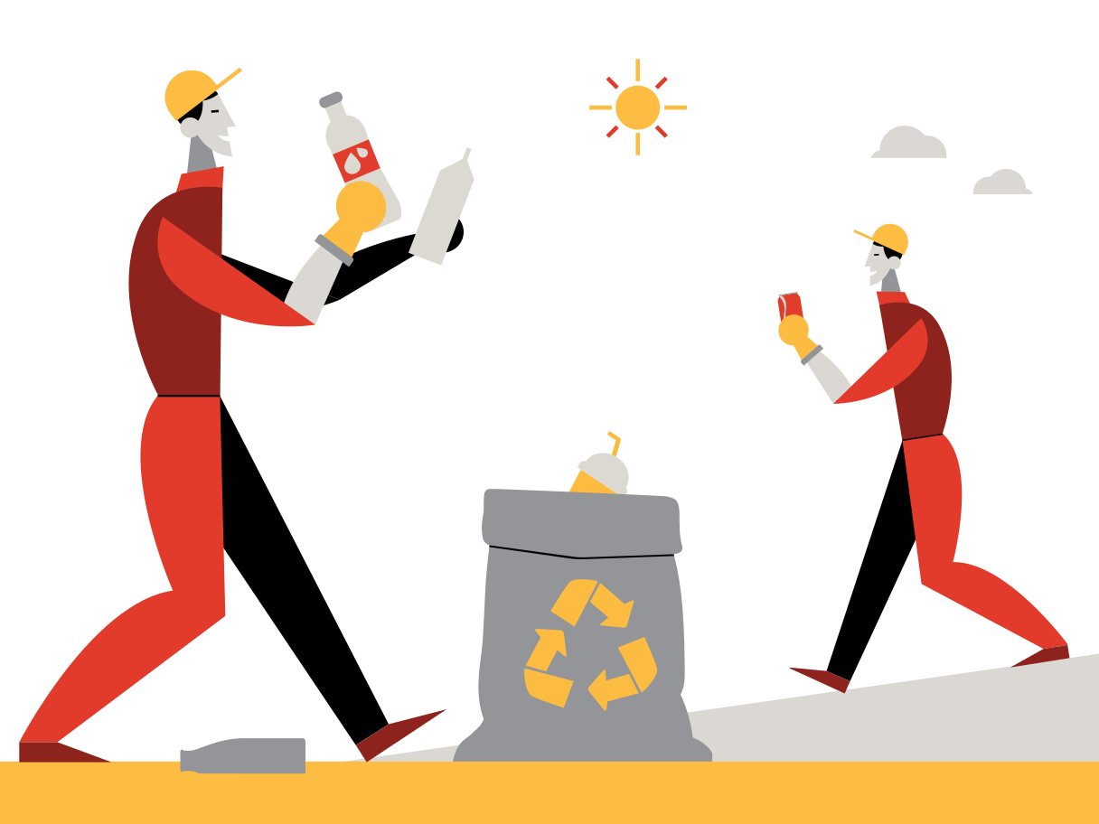 Vektorgrafik im  Stil Müll aufheben als PNG und SVG | Icons8 Grafiken