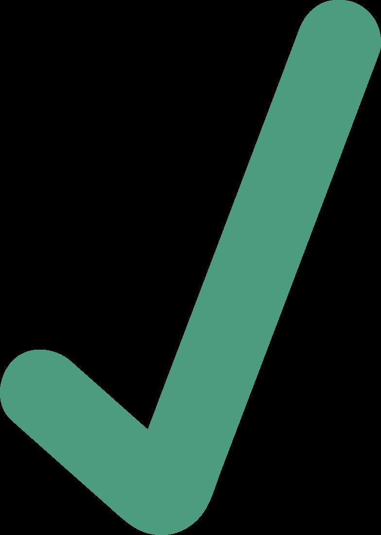 order complete  check mark Clipart illustration in PNG, SVG