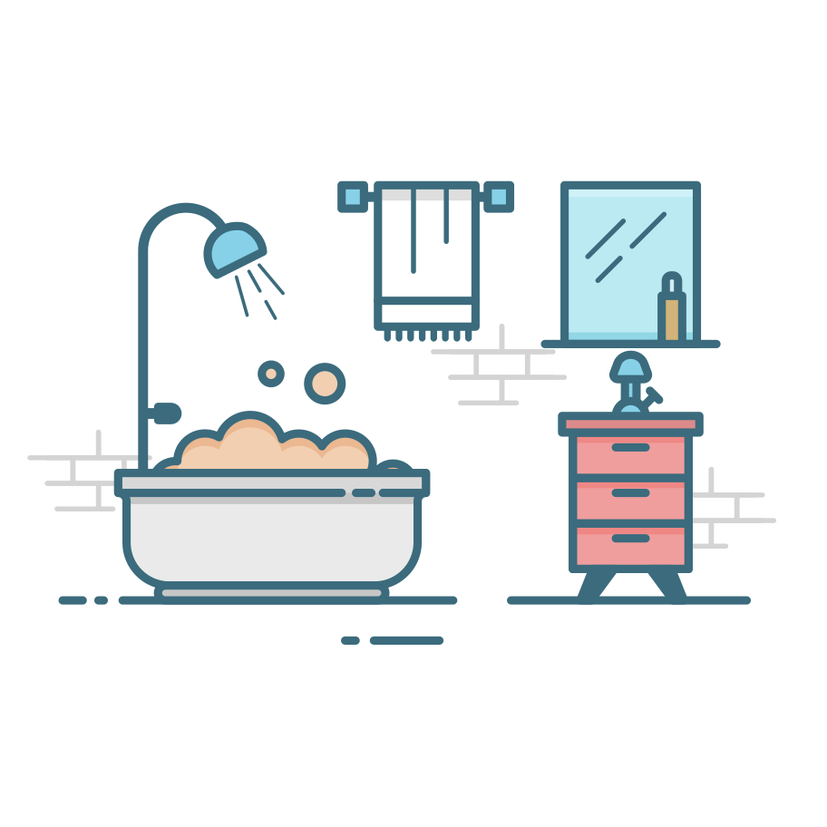 style Bathroom Vector images in PNG and SVG   Icons8 Illustrations