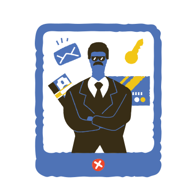 style Safe data images in PNG and SVG | Icons8 Illustrations