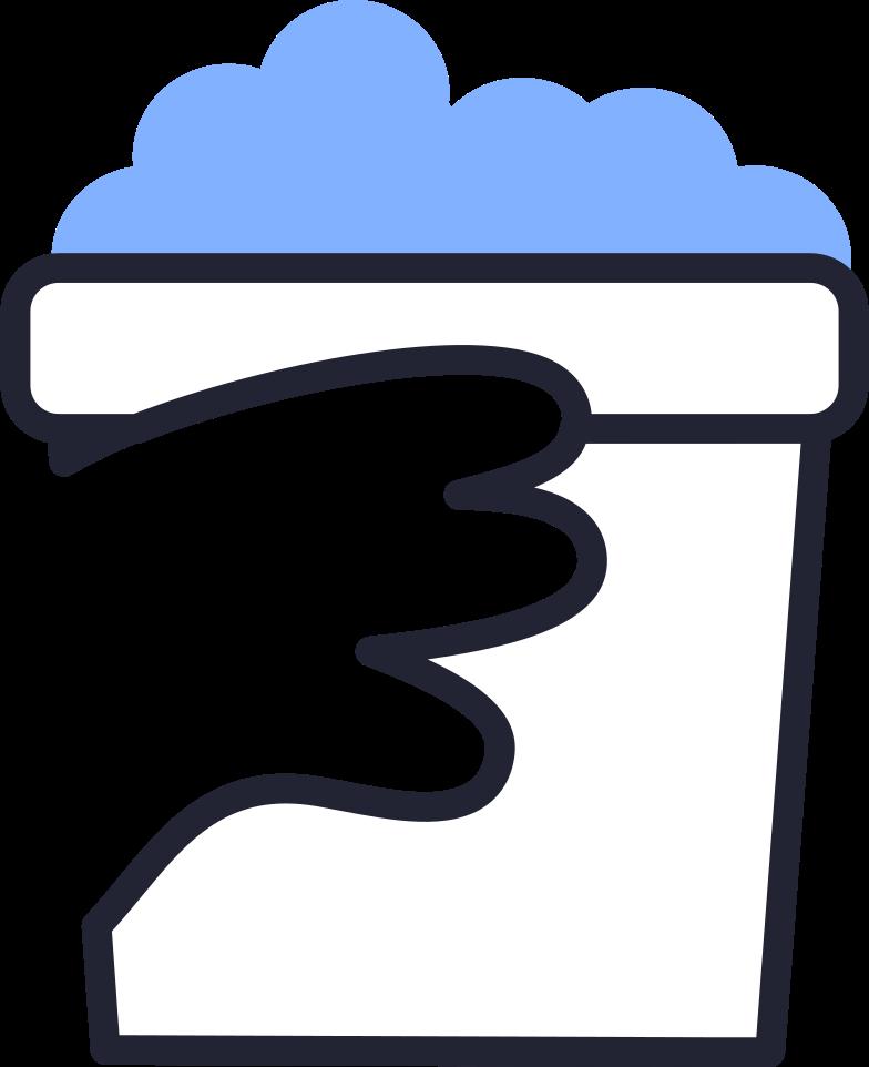 popcorn crop Clipart illustration in PNG, SVG
