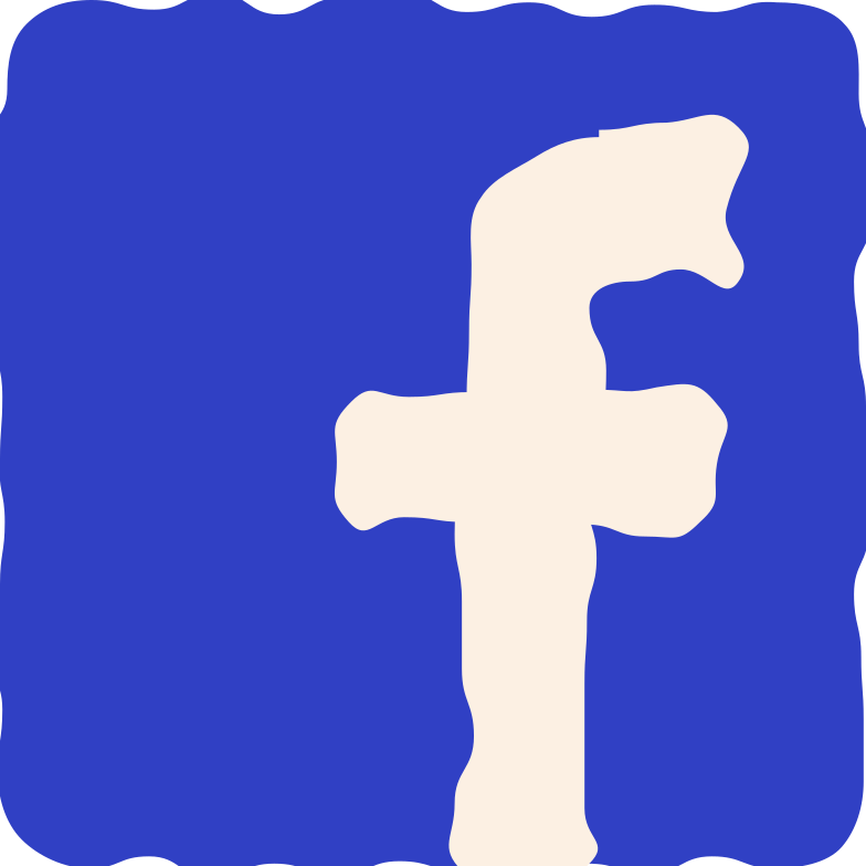 facebook Clipart illustration in PNG, SVG