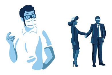 style Keep safe distance images in PNG and SVG | Icons8 Illustrations