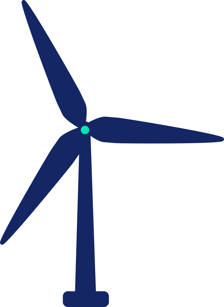 windmill Clipart illustration in PNG, SVG