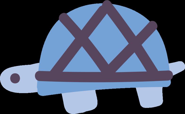 turtle Clipart illustration in PNG, SVG