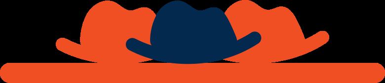 hats Clipart illustration in PNG, SVG