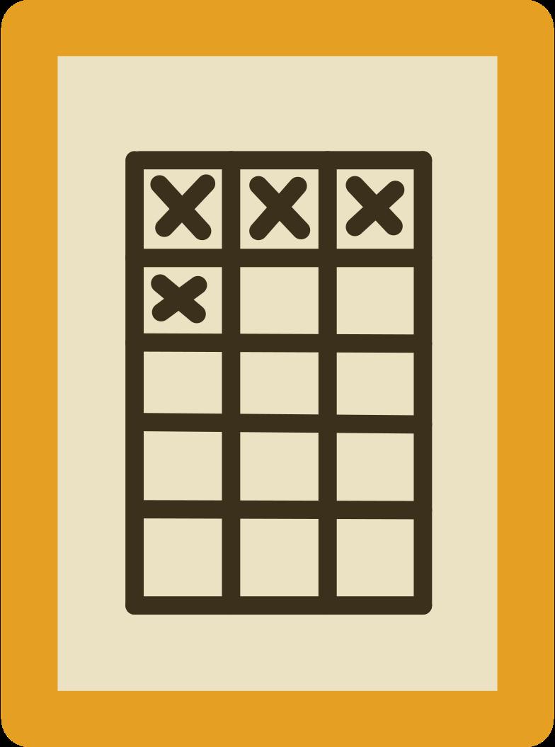 calendar Clipart illustration in PNG, SVG