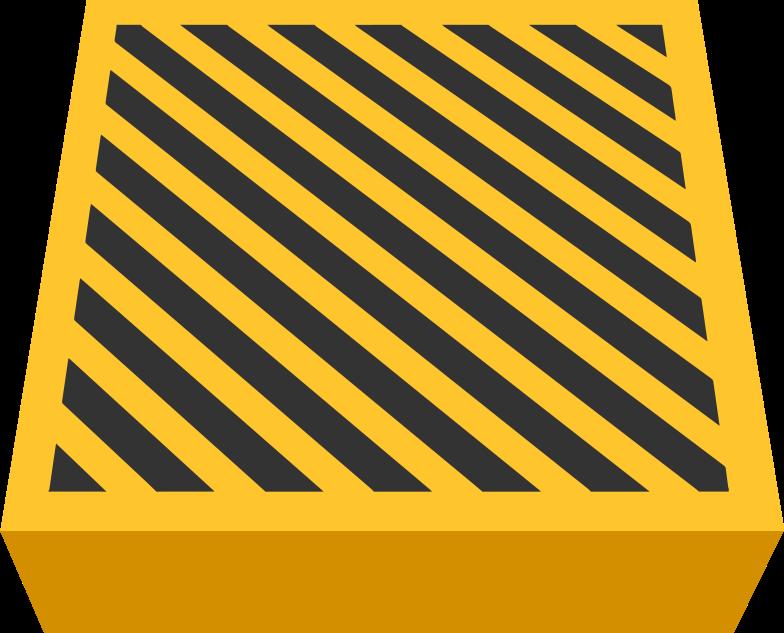 Illustration clipart emergency button box aux formats PNG, SVG