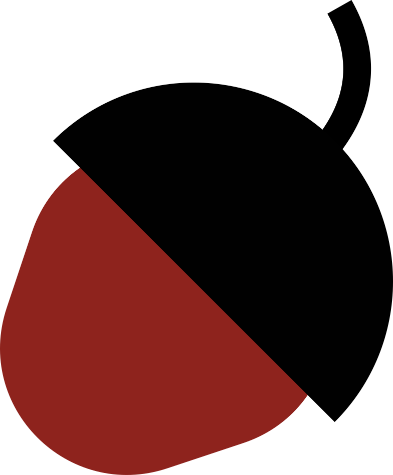 acorn Clipart illustration in PNG, SVG