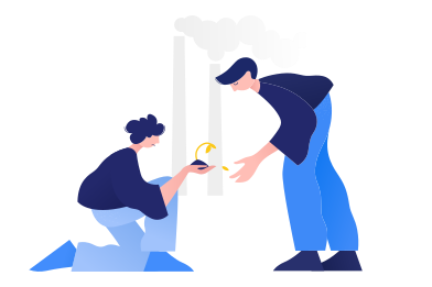style Soil pollution images in PNG and SVG | Icons8 Illustrations