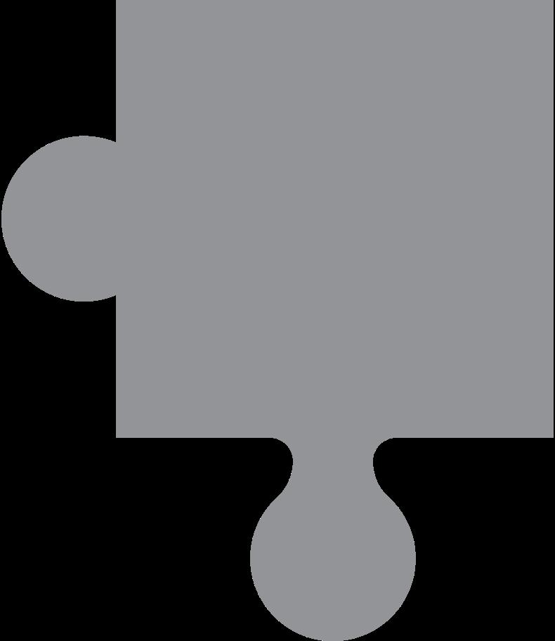 PNGとSVGの  スタイルの パズルのピース ベクターイメージ | Icons8 イラスト