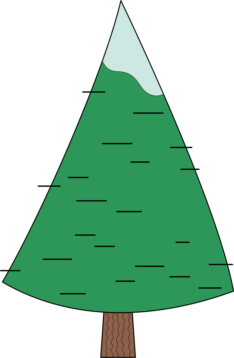 style fir tree Vector images in PNG and SVG | Icons8 Illustrations