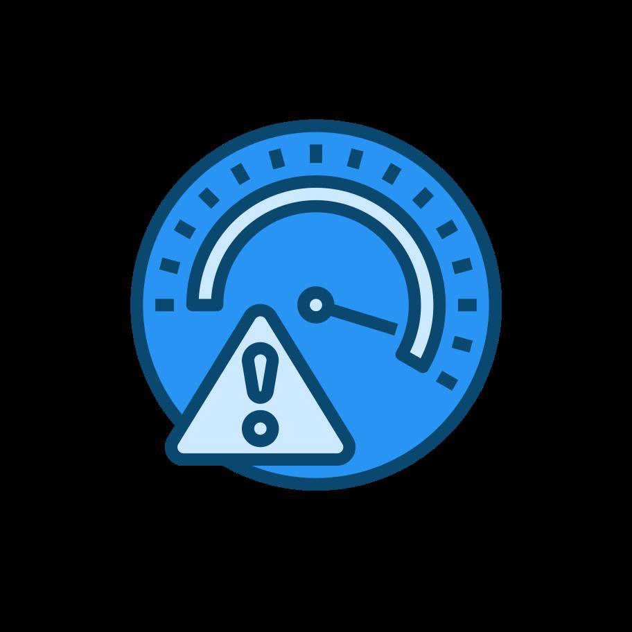 Overdraft Clipart illustration in PNG, SVG