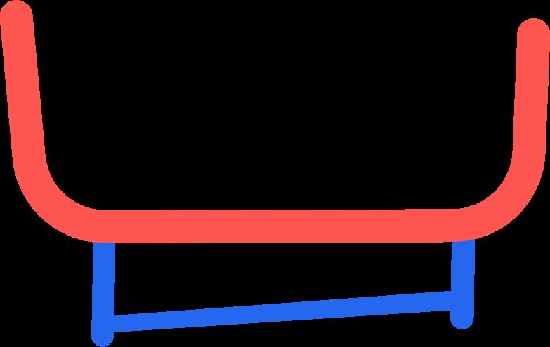 shelf Clipart-Grafik als PNG, SVG