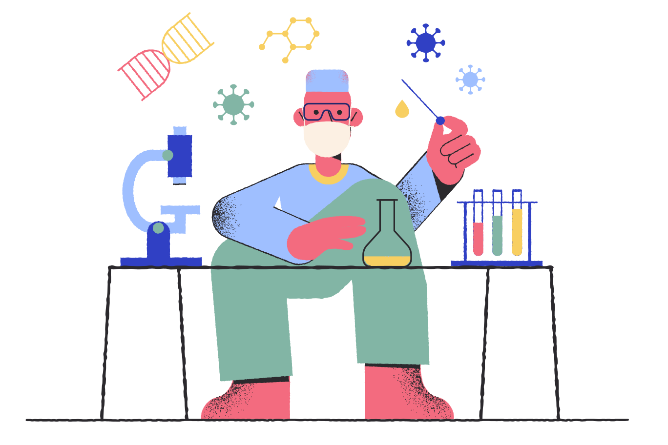 style Scientist Vector images in PNG and SVG   Icons8 Illustrations
