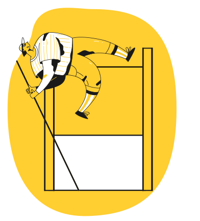 style High jump images in PNG and SVG   Icons8 Illustrations