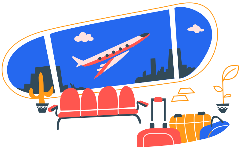 style kingdom airport Vector images in PNG and SVG | Icons8 Illustrations