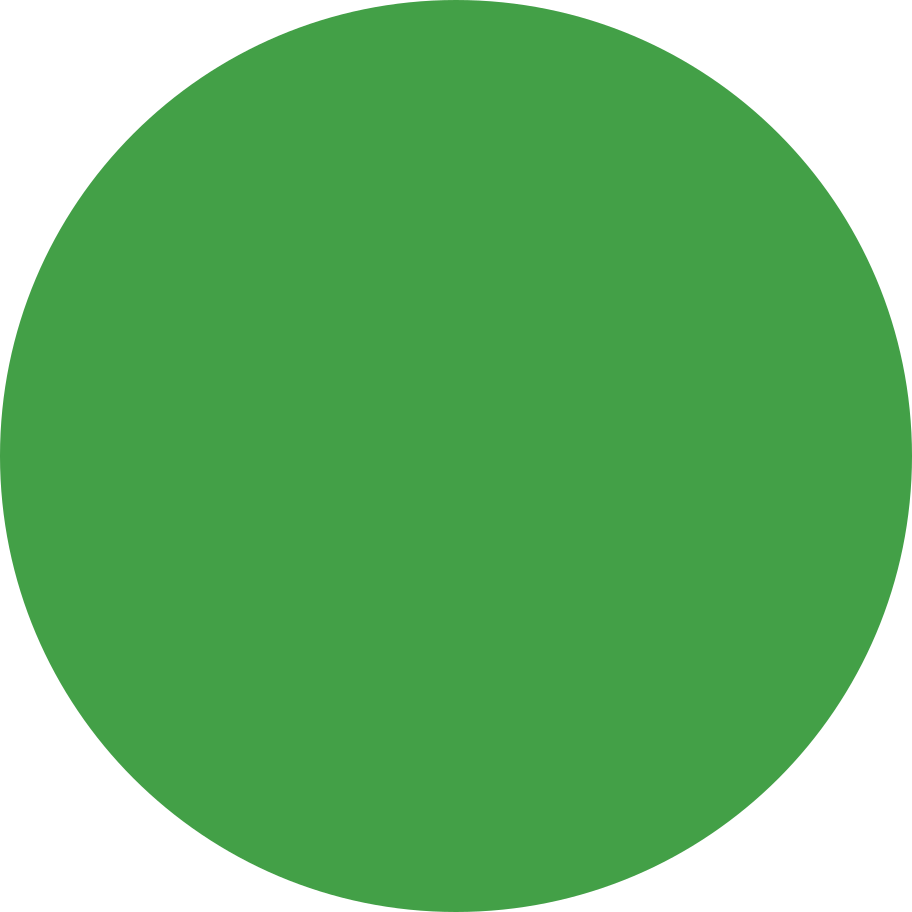circle green Clipart illustration in PNG, SVG