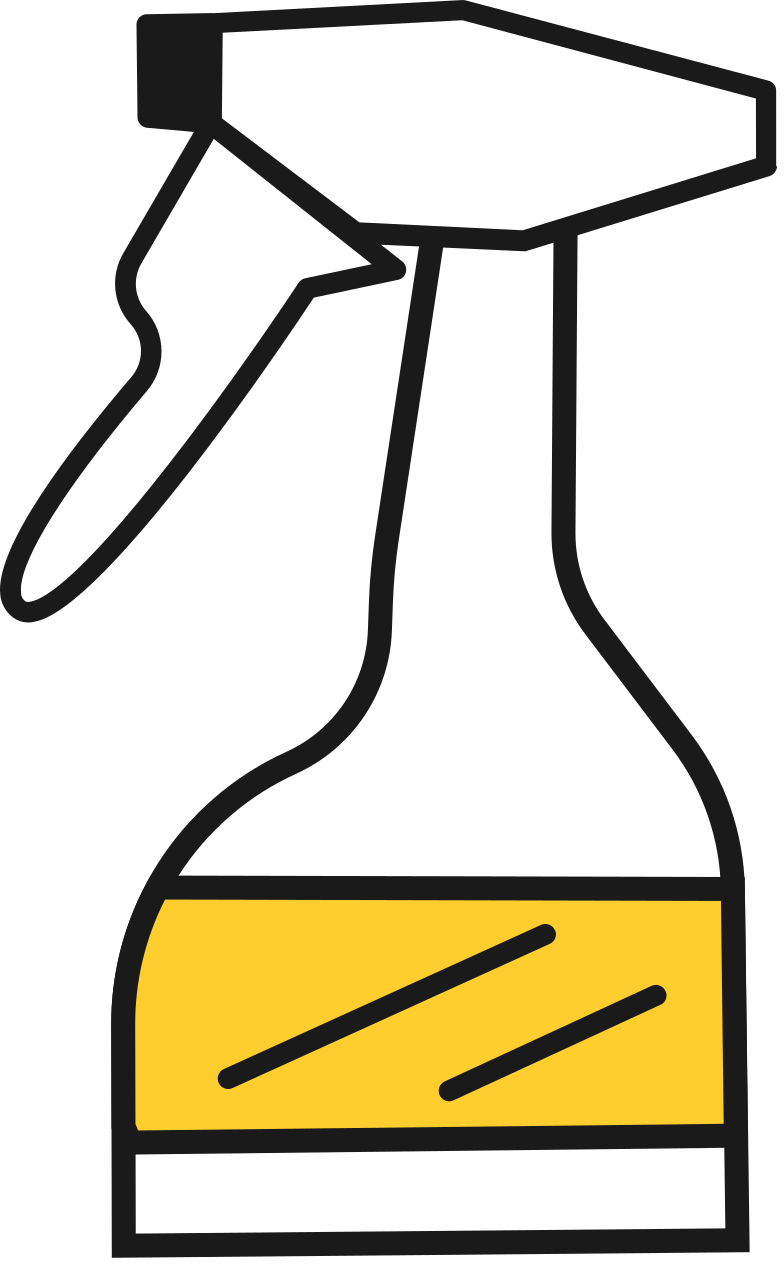 style bottle cleaning fluid Vector images in PNG and SVG | Icons8 Illustrations