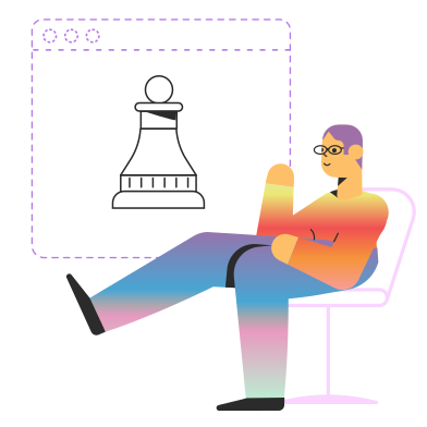 style Play chess images in PNG and SVG | Icons8 Illustrations