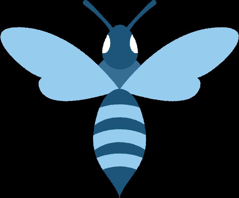Иллюстрация пчела в стиле  в PNG и SVG | Icons8 Иллюстрации
