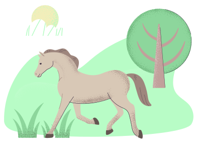 Horse Clipart Illustrations & Images in PNG and SVG