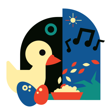 style Duck images in PNG and SVG | Icons8 Illustrations