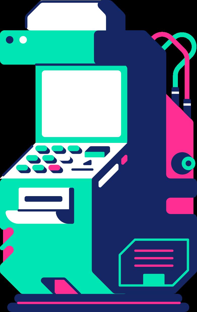 atm Clipart illustration in PNG, SVG