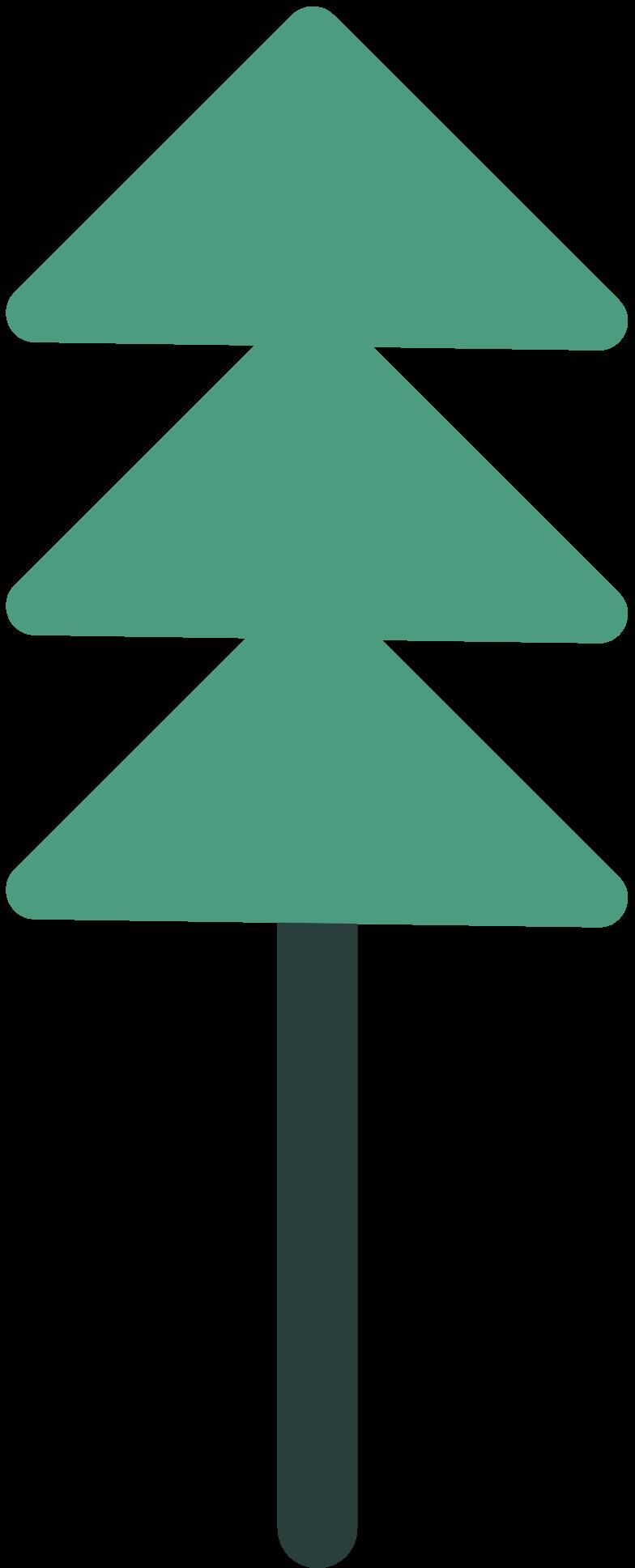 Tannenbaum Clipart-Grafik als PNG, SVG