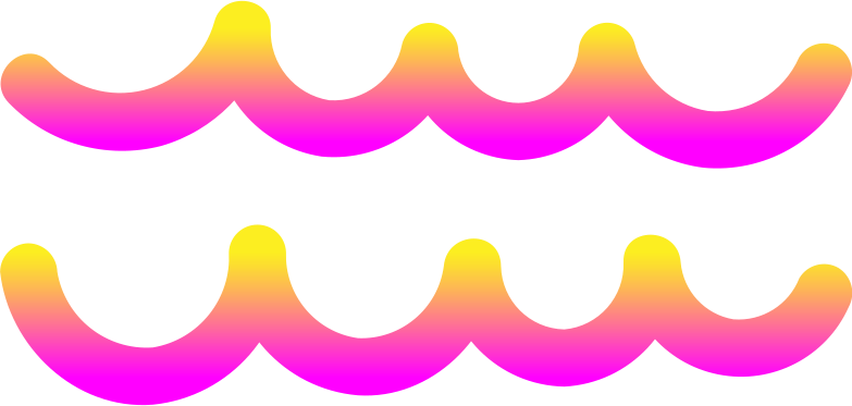 style rg pink yellow wave Vector images in PNG and SVG | Icons8 Illustrations
