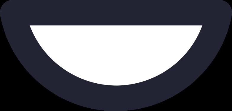 smile Clipart illustration in PNG, SVG