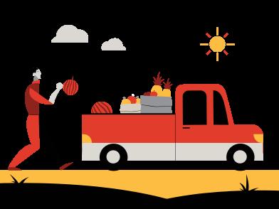 Imágenes de Cargando fruta estilo  en PNG y SVG | Ilustraciones Icons8