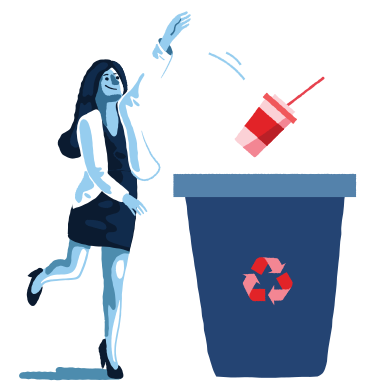 style Recycling images in PNG and SVG | Icons8 Illustrations