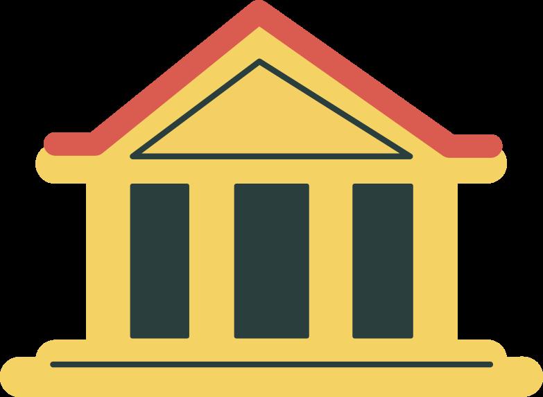 bank Clipart illustration in PNG, SVG