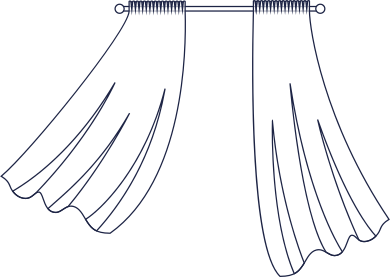 style curtains room line images in PNG and SVG | Icons8 Illustrations
