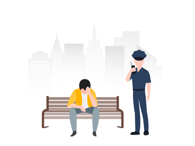 style Accident with policeman  Vector images in PNG and SVG | Icons8 Illustrations