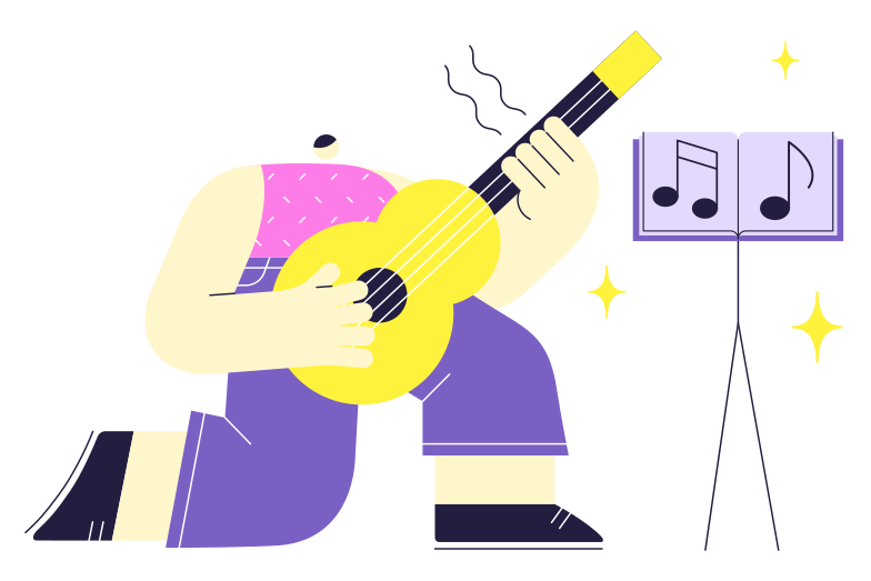 style Learning Music Vector images in PNG and SVG | Icons8 Illustrations