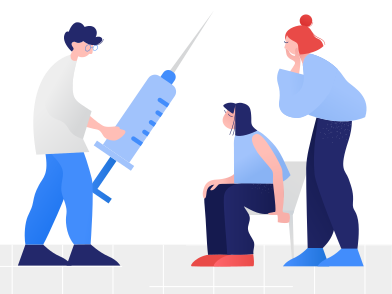 style Vaccination images in PNG and SVG | Icons8 Illustrations