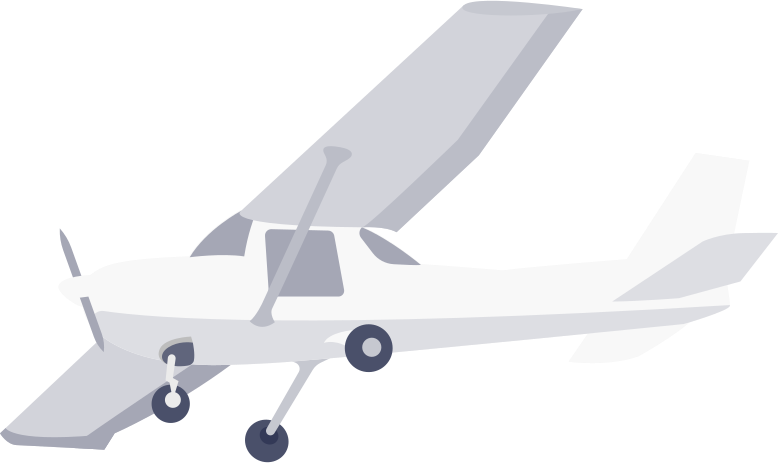 logged out  plane Clipart illustration in PNG, SVG