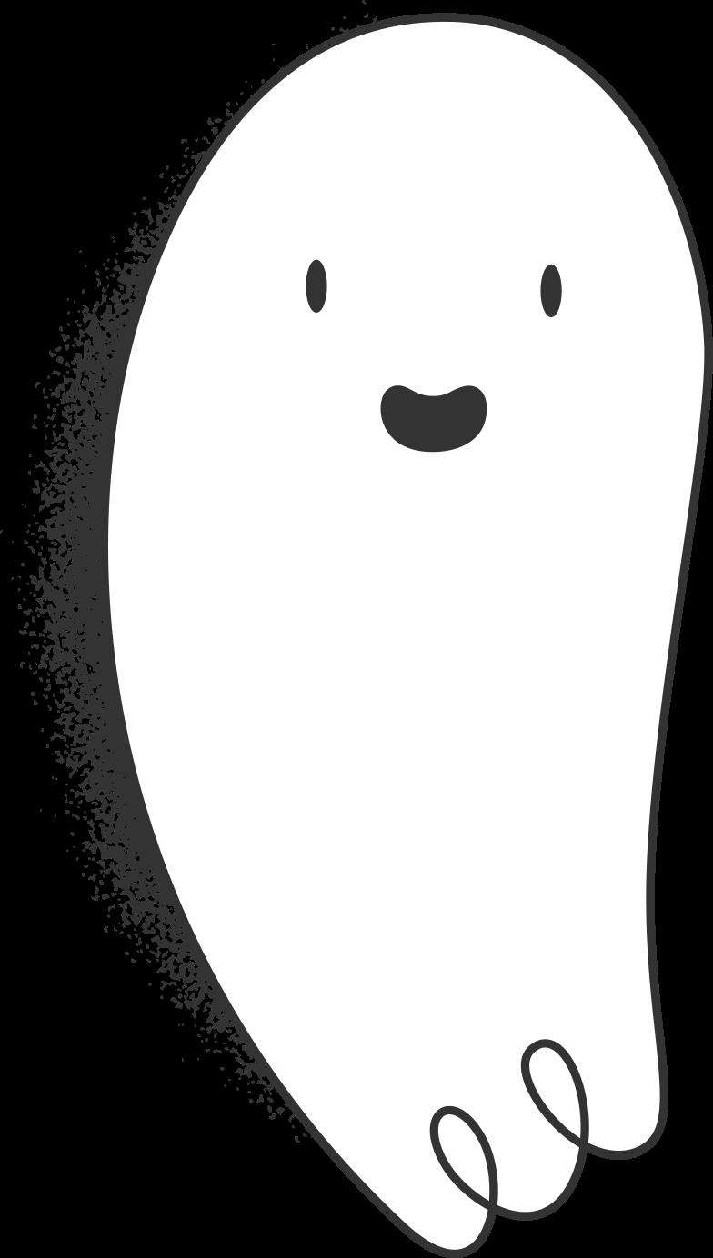 Иллюстрация призрак в стиле  в PNG и SVG | Icons8 Иллюстрации