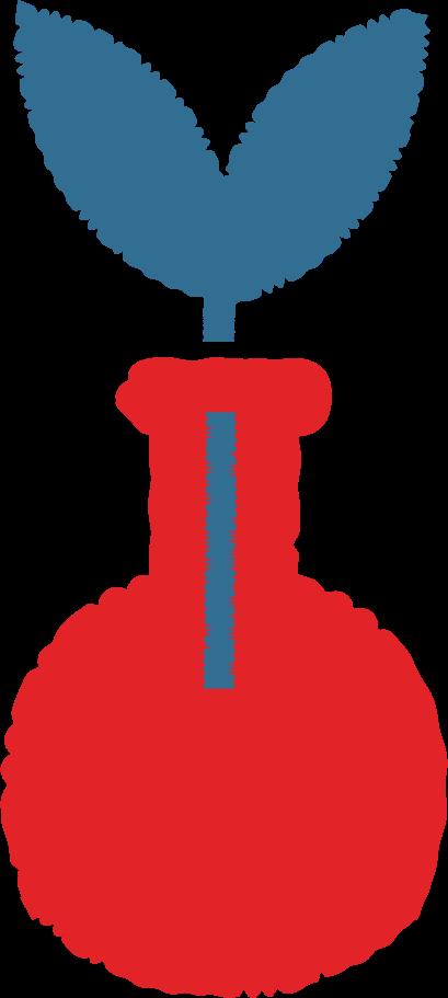 flask Clipart illustration in PNG, SVG