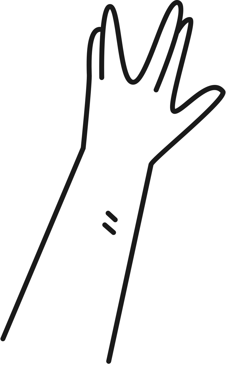 style hand spock Vector images in PNG and SVG | Icons8 Illustrations